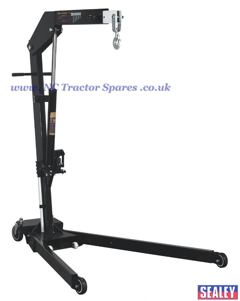 Folding Engine Crane 1tonne Quick Lift